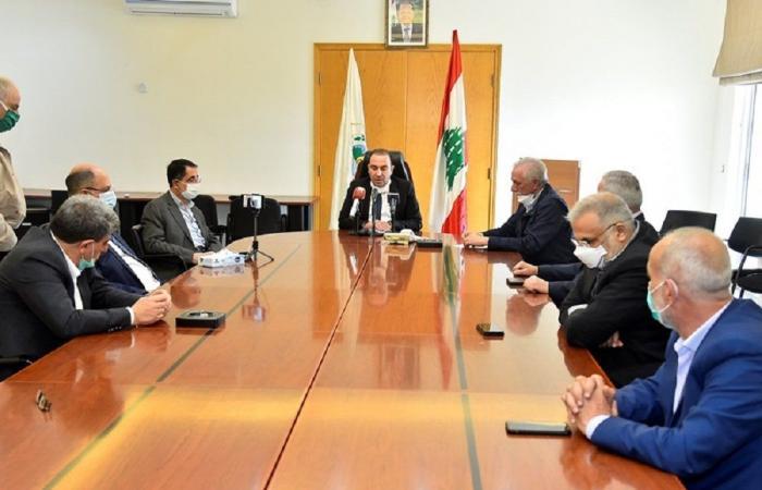 تخصيص عقار تملكه وزارة الزراعة لإنشاء مبنى لمحافظة بعلبك