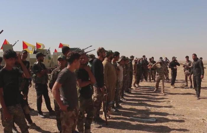 العراق   داعش يجدد هجماته بالعراق.. ومقتل 8 من الحشد في ديالى