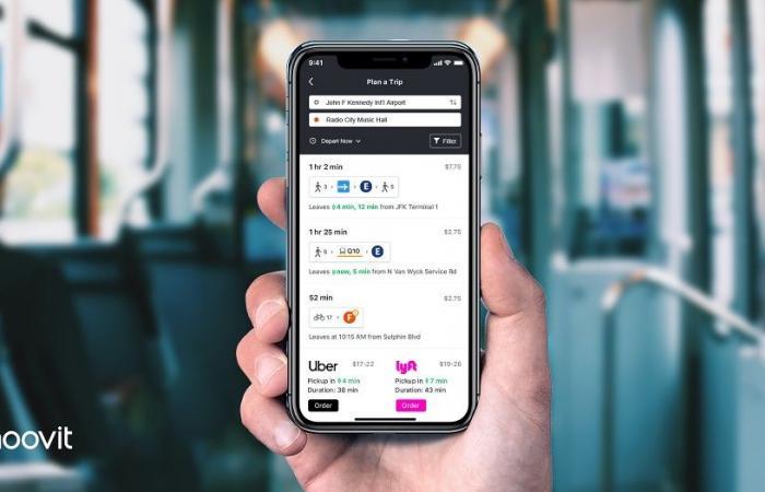 إنتل تستحوذ على شركة خدمات المواصلات Moovit لتعزيز تطوير تقنيات القيادة