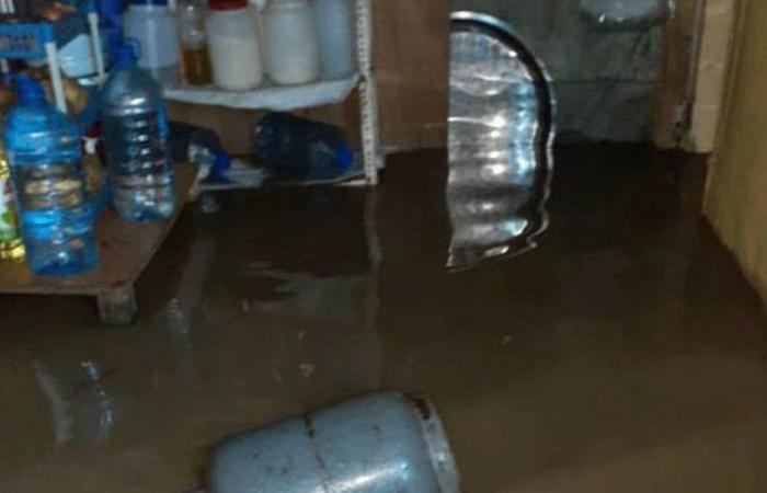 العاصفة تسببت بأضرار بالمزروعات والمنازل في عكار