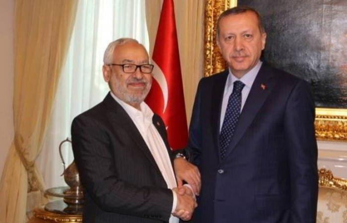 """""""الغنوشي متهم"""".. علاقات غامضة مع تركيا وإخوان ليبيا"""