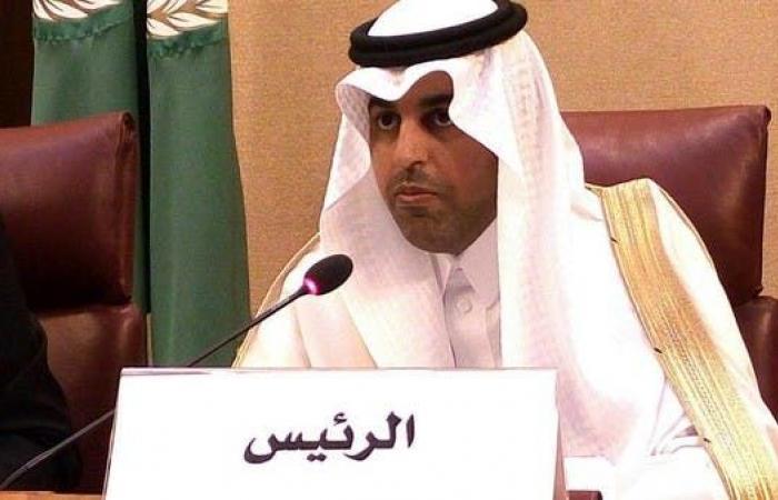العراق | البرلمان العربي يرحب بتشكيل حكومة العراق برئاسة الكاظمي