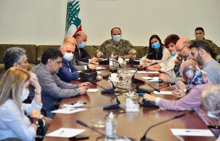 لجنة كورونا: للتشدد في التدابير وإجراءات الوقاية ومعاقبة المخلين