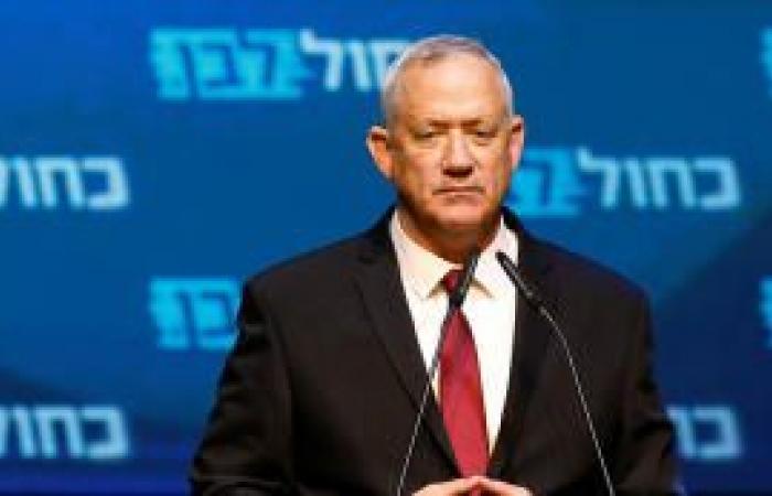 فلسطين   غانتس يستقيل من رئاسة الكنيست وليفين يخلفه وإدلشتاين وزيرًا للصحة