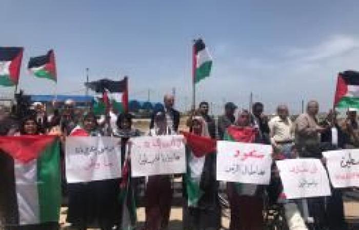 فلسطين | هيئة مسيرات العودة تطالب بتنفيذ قرارات الأمم المتحدة المتعلقة بفلسطين
