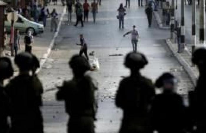فلسطين | اصابات بالاختناق جراء مواجهات في قلقيلية