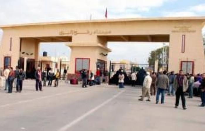 فلسطين | مصر تواصل لليوم الثالث فتح معبر رفح