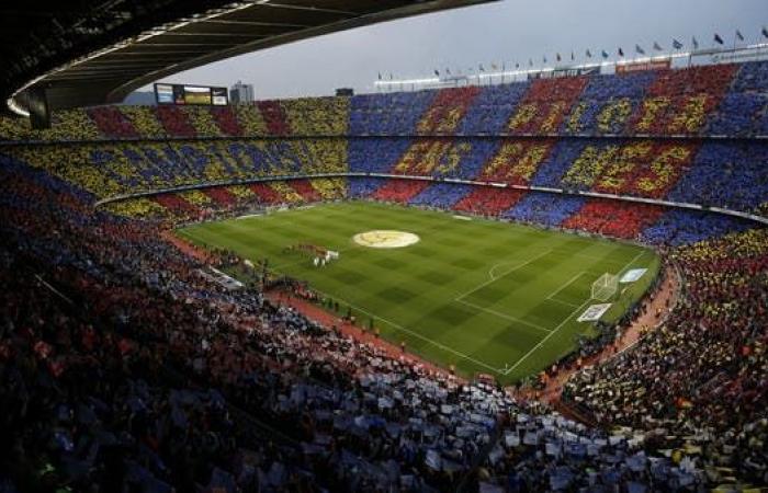 تقرير.. برشلونة يخسر 154 مليون يورو بسبب كورونا