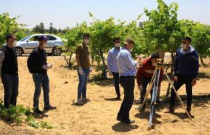 فلسطين | الإغاثة الزراعية تستأنف برنامج التدريب الاحترافي GO Professional