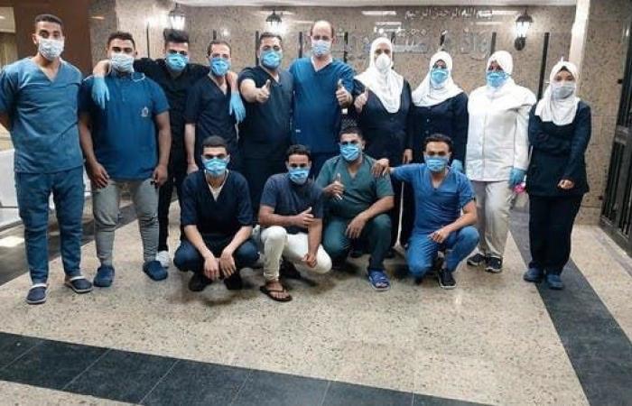 مصر   شفاء عائلة مصرية من كورونا بينها رضيعة عمرها 60 يوماً