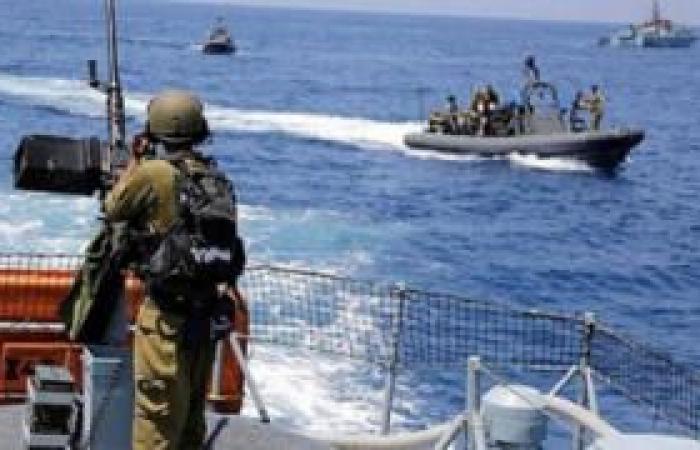 فلسطين   إصابة صياد برصاص الاحتلال في بحر غزة