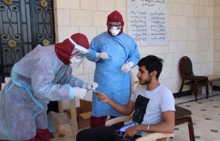 فحوص PCR لـ50 مواطنًا من حاروف
