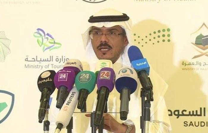 السعودية   السعودية.. 2840 إصابة جديدة وتحذير من نشر الشائعات