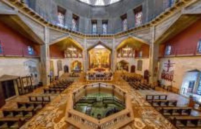 فلسطين | القدس: الكنائس التي تسير على التقويم الغريغوري تحتفل بعيد الصعود