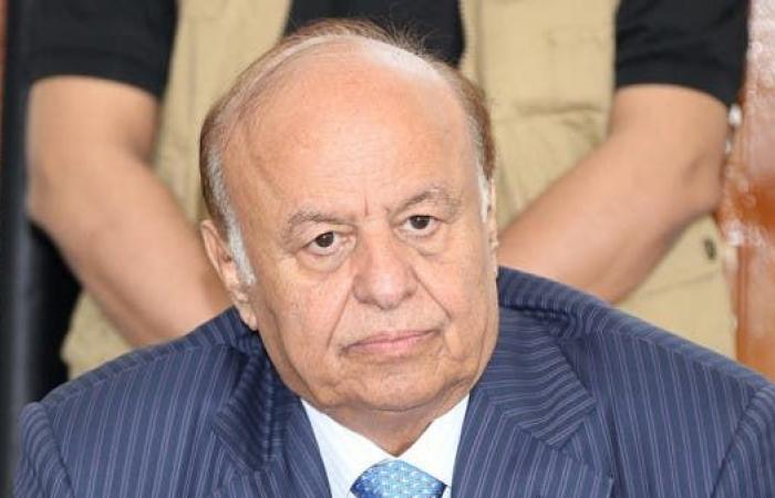 اليمن | هادي: الحوثيون يرفضون السلام ويعتبرون الحرب مشروعا استثماريا