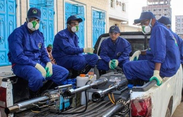 اليمن | 193 إصابة بكورونا في اليمن بينها 33 حالة وفاة