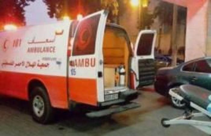 فلسطين | إصابة مواطنين إثنين بإنقلاب حافلة في طمون