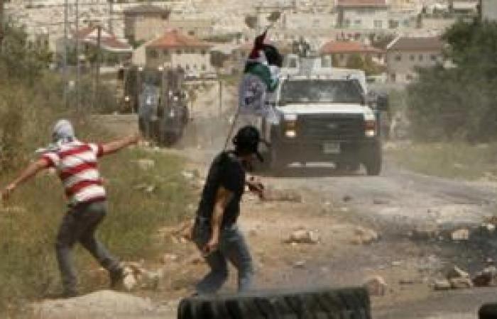 فلسطين | إصابات بالاختناق خلال مواجهات في كفر قدوم