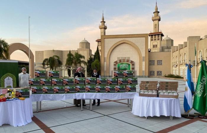 السعودية   في 18 دولة برنامج الملك سلمان يفطر أكثر من مليون صائم