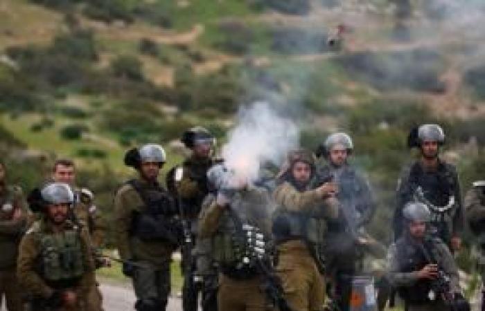 فلسطين | مواجهات بين قوات الاحتلال والشبان في قلقيلية