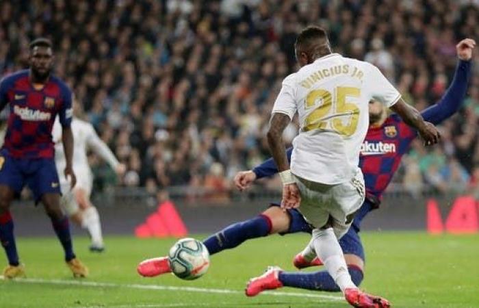 فينيسيوس جونيور: خشيت من إلغاء الدوري الإسباني