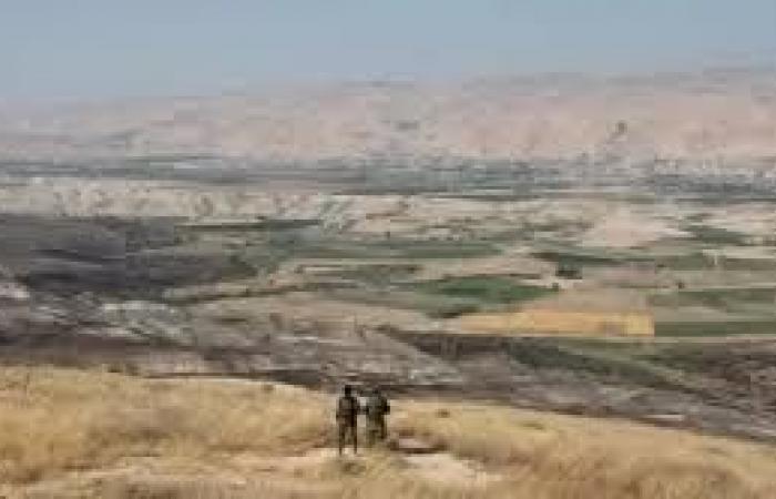 فلسطين   طرح مشروع قانون بالكنيست لضم الأغوار
