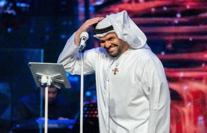 الجسمي يعايد الجمهور وينثر الأمل والفرح حول العالم ببث حي من أبوظبي
