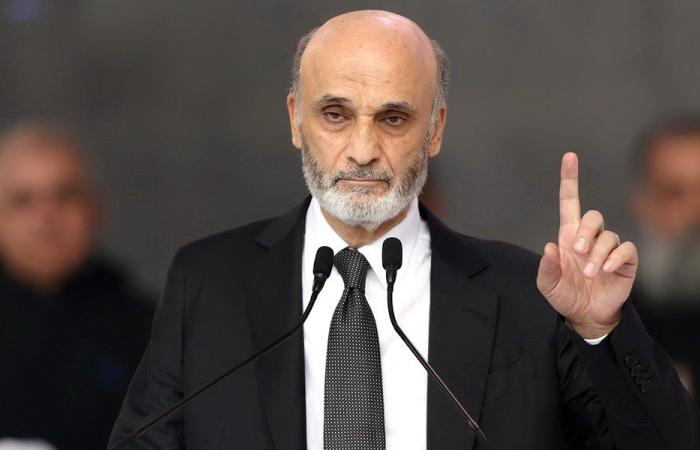 جعجع: الحكومة لا تريد اقفال المعابر لإرضاء سوريا وبعض الأحزاب