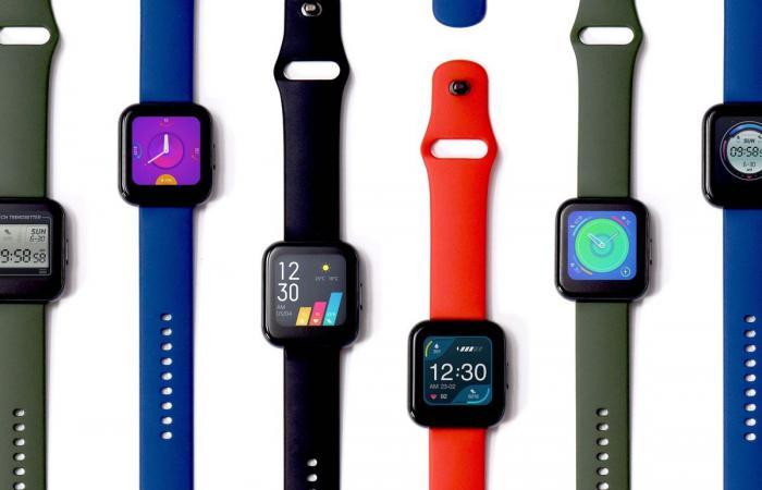Realme تعلن عن أول ساعة ذكية وتلفاز تحت علامتها التجارية