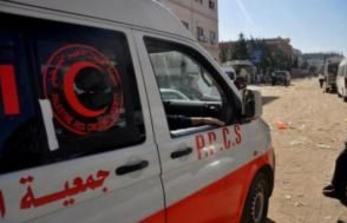 فلسطين | إصابة مسنة وطفلة جراء حادث مروري بغزة
