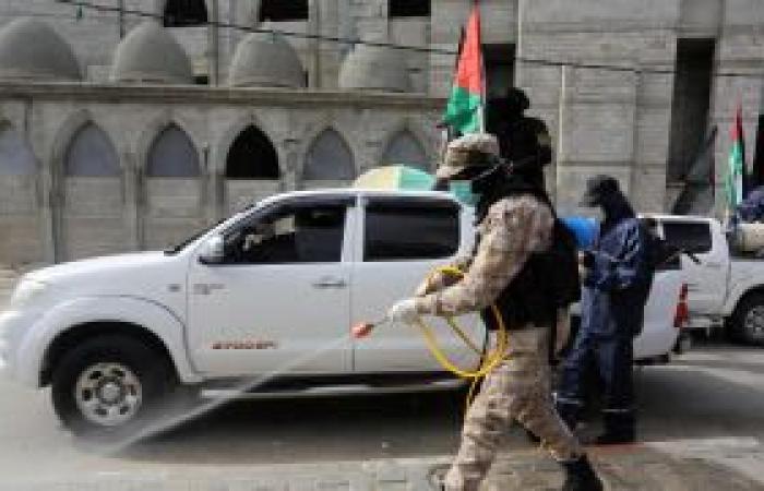فلسطين   غزة: تسجيل 3 إصابات جديدة بفيروس كورونا