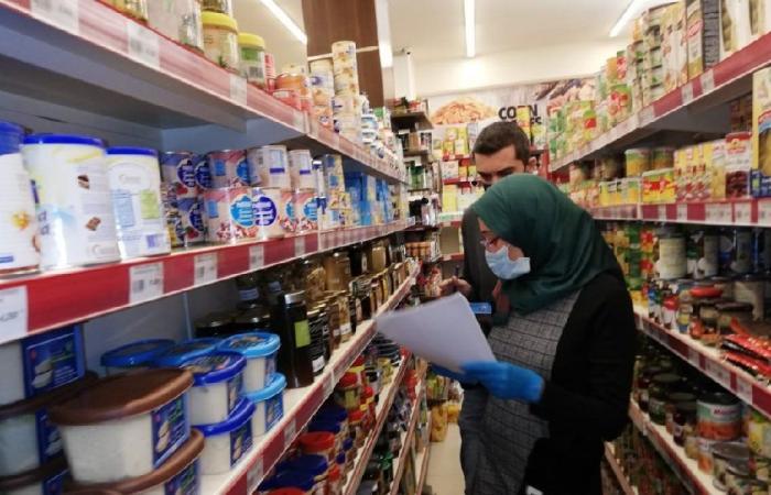 مراقبو الصحة جالوا على مؤسسات غذائية في صيدا