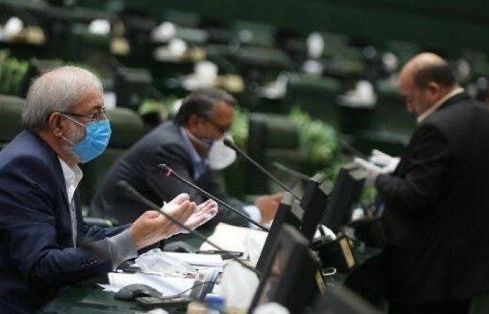 إيران   برلمان إيران الجديد يجتمع رغم تفشي كورونا