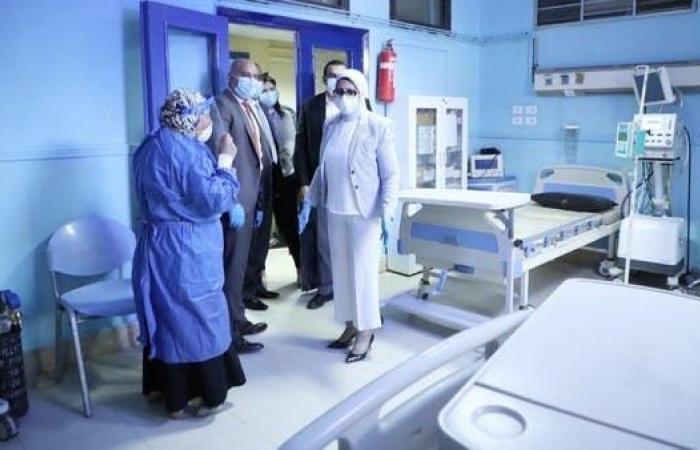 مصر | مصر: أعلى حصيلة إصابات يومية كورونا و19 وفاة