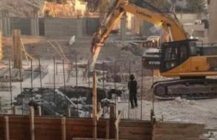 فلسطين | هدم منشأتين سياحيتين ومنزلاً قيد الانشاء في نابلس