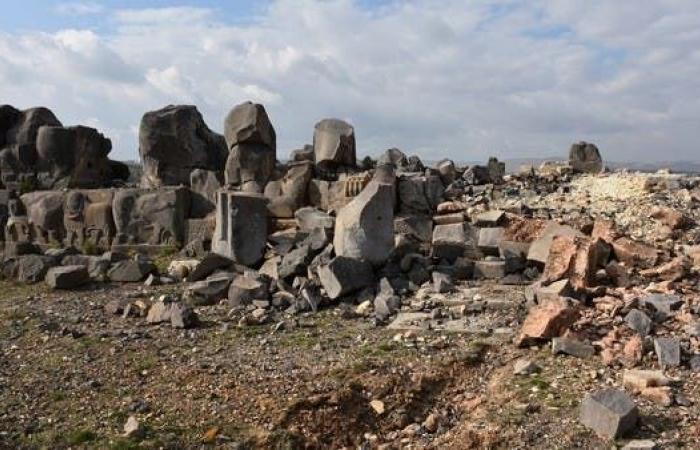 سوريا   أهالي قرية سورية يتهمون تركيا بسرقة آثار عفرين
