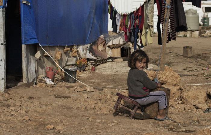 حملة لدعم أسر لبنانية وسورية في البقاع