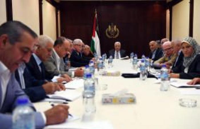 فلسطين   مركزية فتح تبحث اليوم قرارات القيادة والوضع الداخلي للحركة