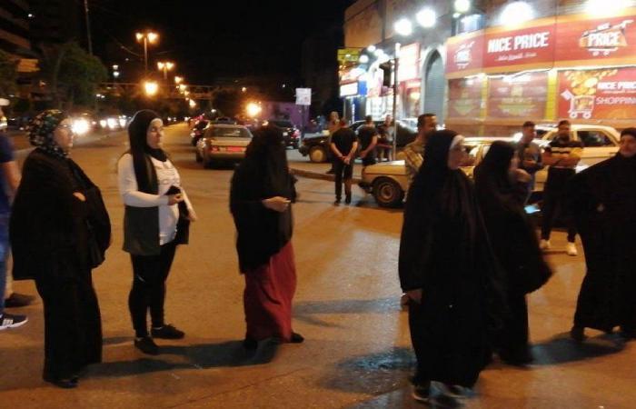 احتجاج لأهالي الموقوفين الإسلاميين في طرابلس