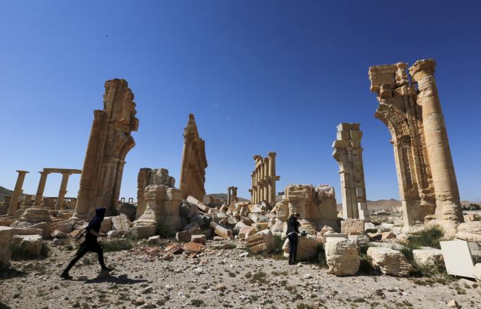 العراق   قيادي داعش المعتقل: هذا ما فعلناه بآثار سوريا والعراق