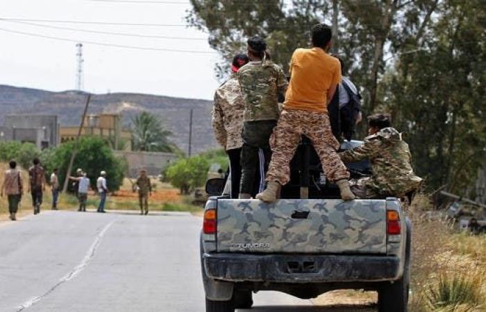لليوم السادس.. تجدد الاشتباكات بطريق مطار طرابلس