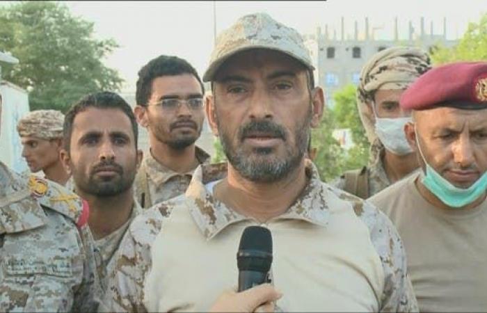اليمن   شاهد رئيس أركان اليمن بعد نجاته من الاغتيال: موعدنا صنعاء