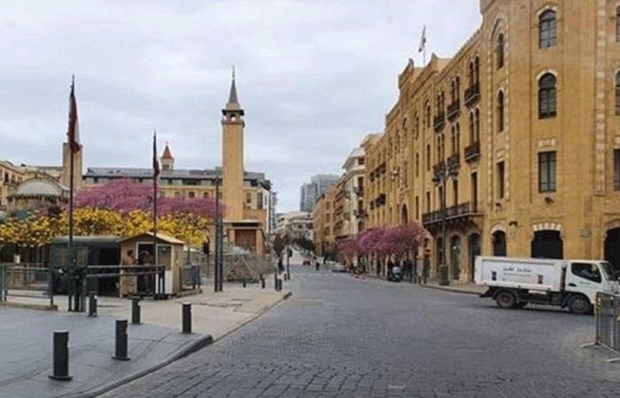 شوارع بيروت عند اجتماع الفقر والوباء