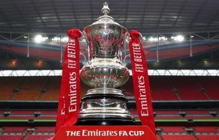 الكشف عن مواعيد استئناف كأس إنجلترا