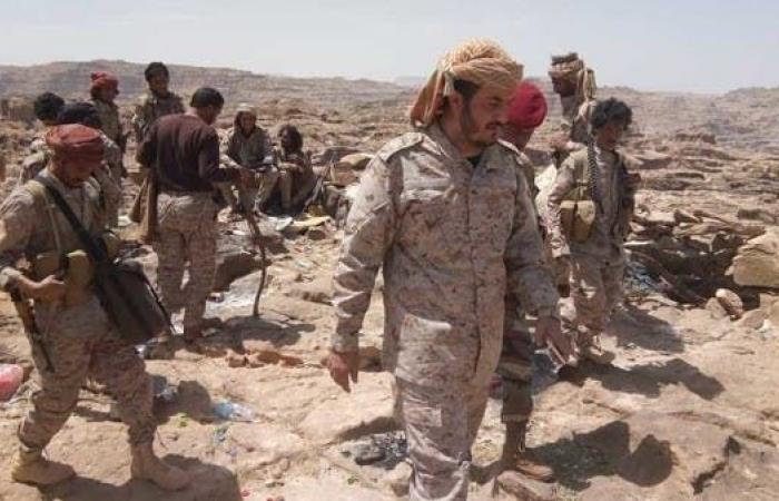 اليمن | الجيش اليمني يكسر هجوماً حوثياً شرق صنعاء