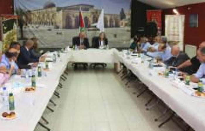 فلسطين | معايعة والشوا يوقعان عقد الإعارة لإنشاء المتحف الفلسطيني للنقد