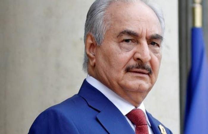 حفتر يتمسك بانسحاب الأتراك قبل التفاوض مع الوفاق