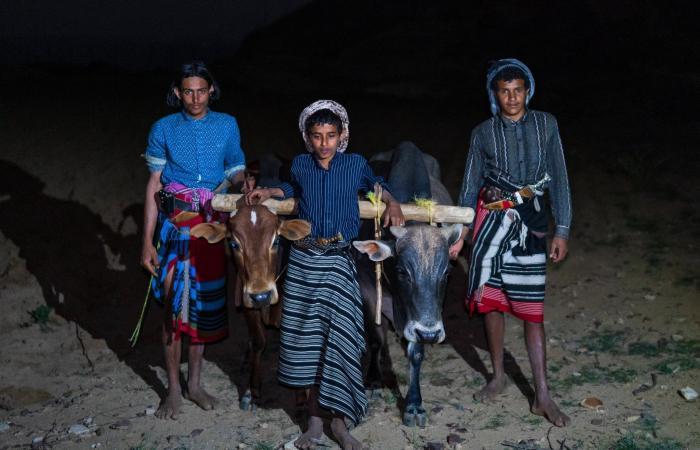 """السعودية   بالصور.. تعرف على ثقافة """"الخضامع"""" في جنوب السعودية"""
