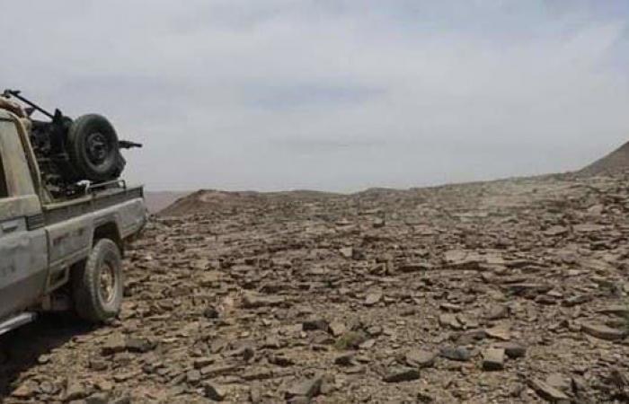 اليمن | الجيش اليمني يستعيد مواقع من ميليشيات الحوثي في نهم