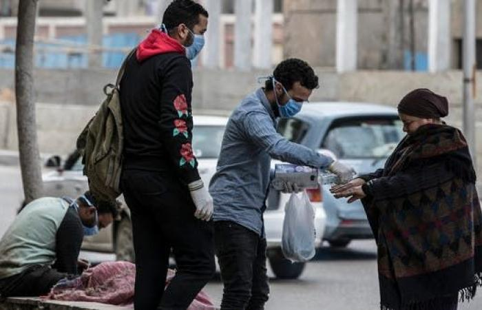 مصر   مصر.. 1569 إصابة جديدة و83 وفاة